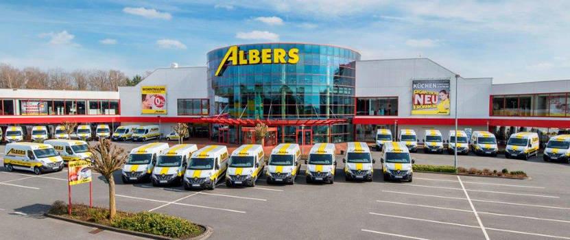 Standorte Albers In Niedersachsen Albers