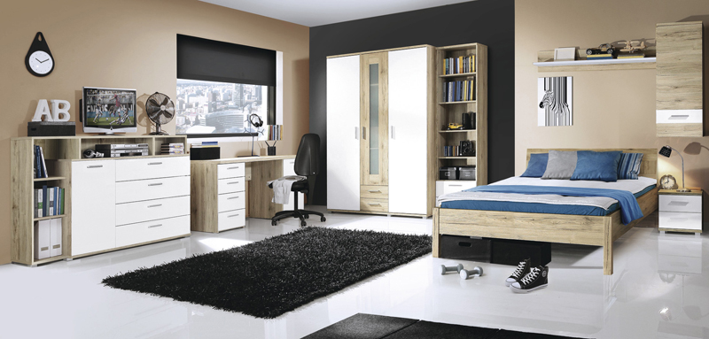 jugend schlafzimmer. Black Bedroom Furniture Sets. Home Design Ideas